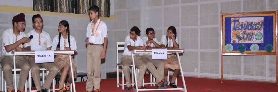 TECHNOLOGY DAY OBSERVED AT SHEMFORD