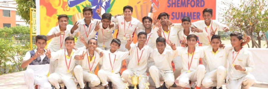 Shemford Futuristic School Pinjore hosts cricket tournament