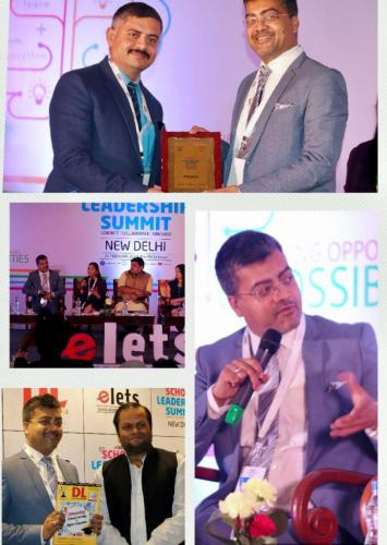 Early Childhood at the elets School Leadership Summit, New Delhi