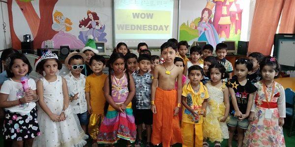 Wow Wednesday – At Shemford Futuristic School, Pinjore