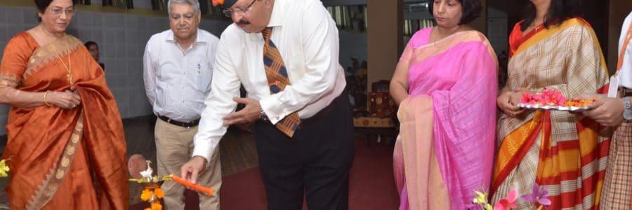 'शैमफर्ड पिंजौर में मनाया गया – अलंकरण समारोह '