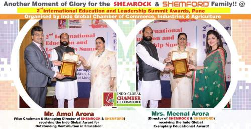 2nd International Education & Leadership Summit Awards, Pune